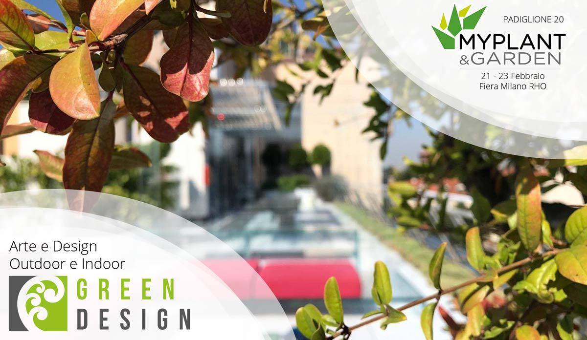 Myplant garden 2018 milano 21 23 feb for Garden designer milano